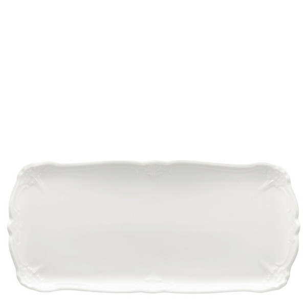 Sandwich Tray, 13 inch | Rosenthal Baronesse White