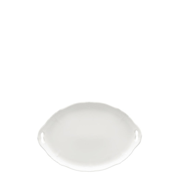 Tray for Sugar & Creamer, 10 inch | Rosenthal Baronesse White