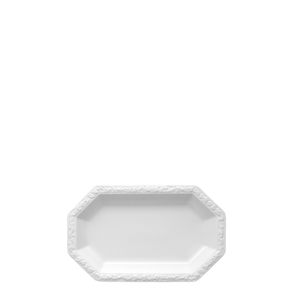 Platter, 13 inch | Rosenthal Maria White