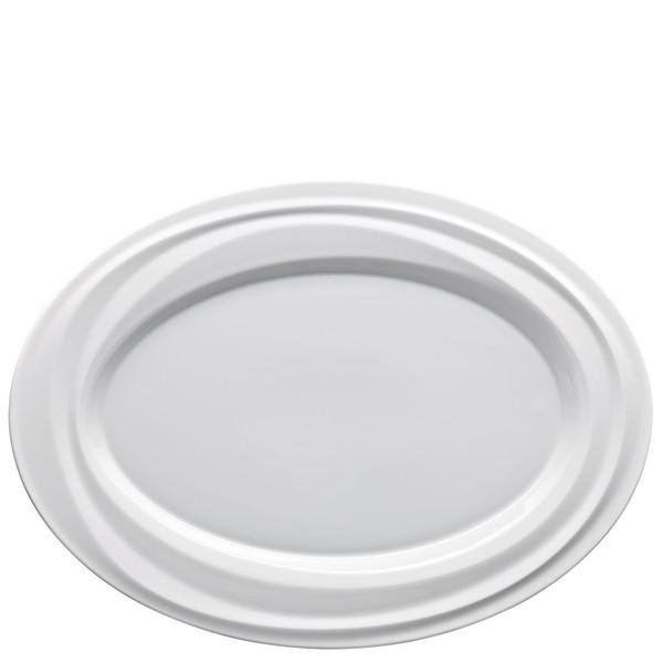 Platter, 13 1/2 inch | Nendoo White