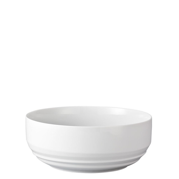 Open Vegetable Bowl, 9 1/2 inch, 101 ounce | Rosenthal Nendoo White
