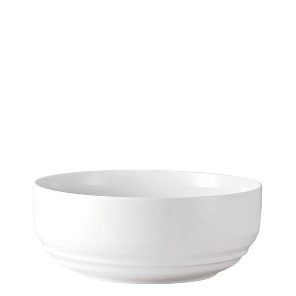 Open Vegetable Bowl, 10 1/2 inch, 135 ounce | Rosenthal Nendoo White