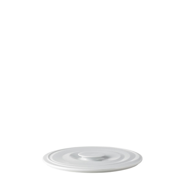 Lid for Open Veg bowl, 8 inch | Rosenthal Nendoo White