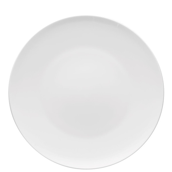 Plate, flat, coupe, 12 1/4 inch | Jade