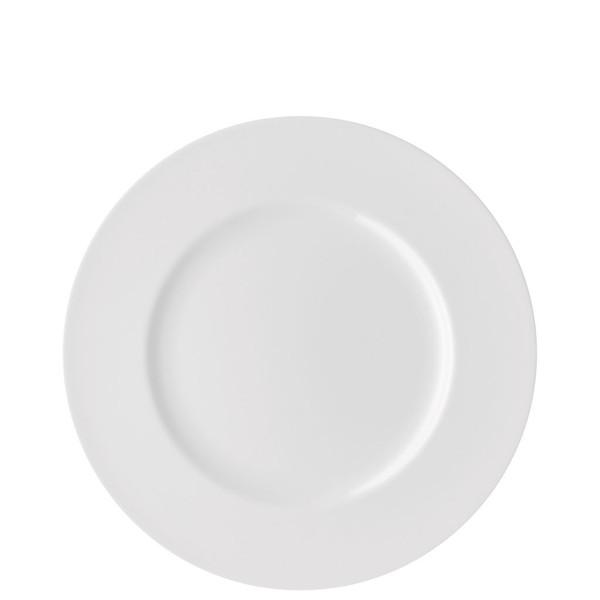 Plate, flat, rim, 10 5/8 inch | Rosenthal Jade