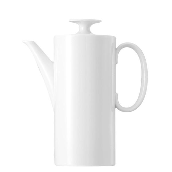Coffee Pot, 34 ounce | Medaillon White