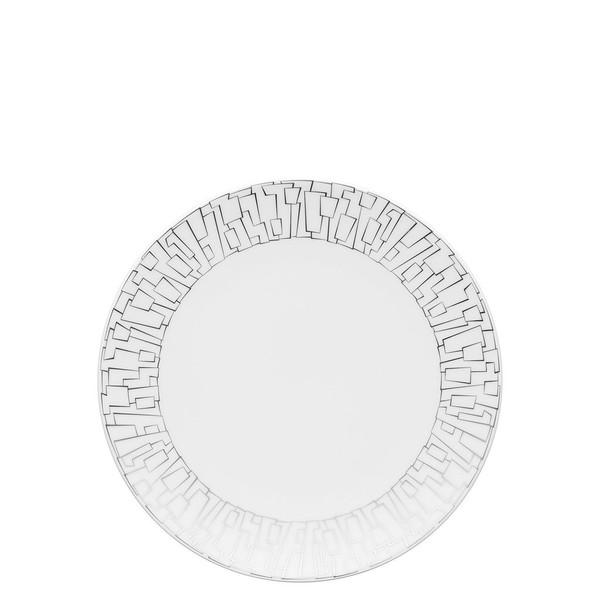 Salad Plate, 8 1/2 inch | Rosenthal TAC 02 Skin Platinum