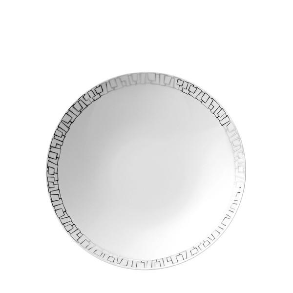 Rim Soup, 9 1/2 inch | Rosenthal TAC 02 Skin Platinum