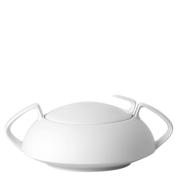 Vegetable Bowl, Covered, 54 ounce | TAC 02 Skin Silhouette