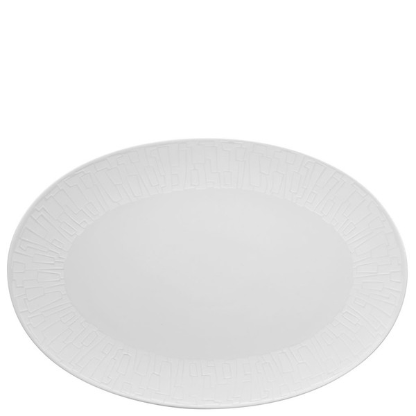 Platter, 13 1/2 inch | TAC 02 Skin Silhouette