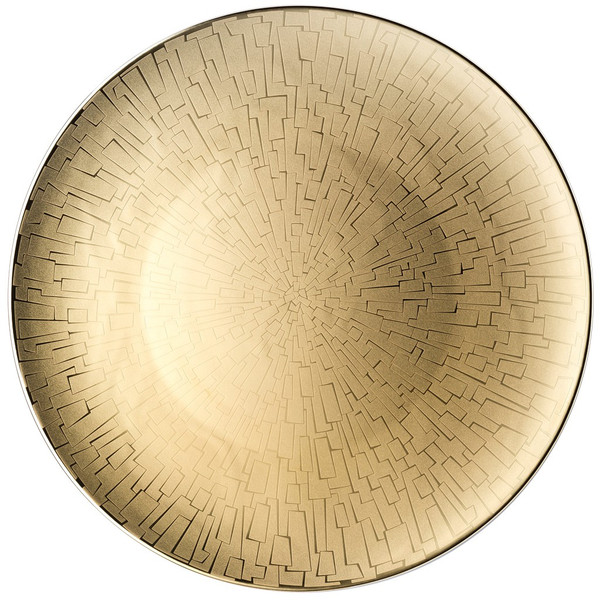 Service Plate, 13 inch | TAC 02 Skin Gold