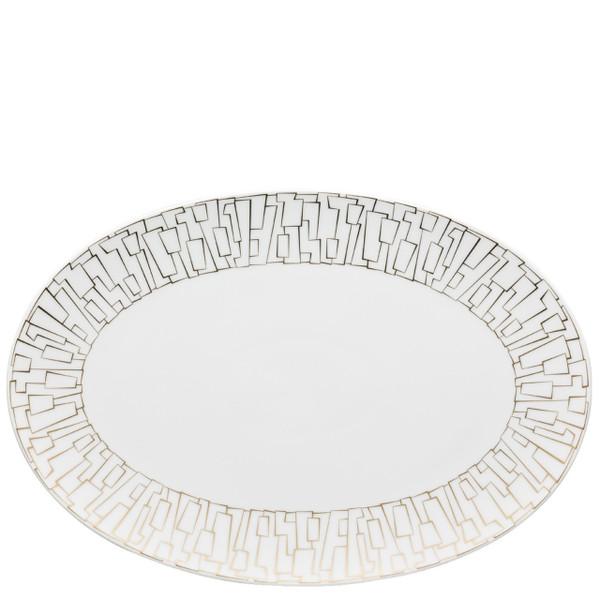 Platter, 13 1/2 inch | TAC 02 Skin Gold