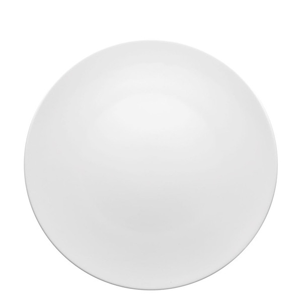 Dinner Plate, 11 1/2 inch | TAC 02 White