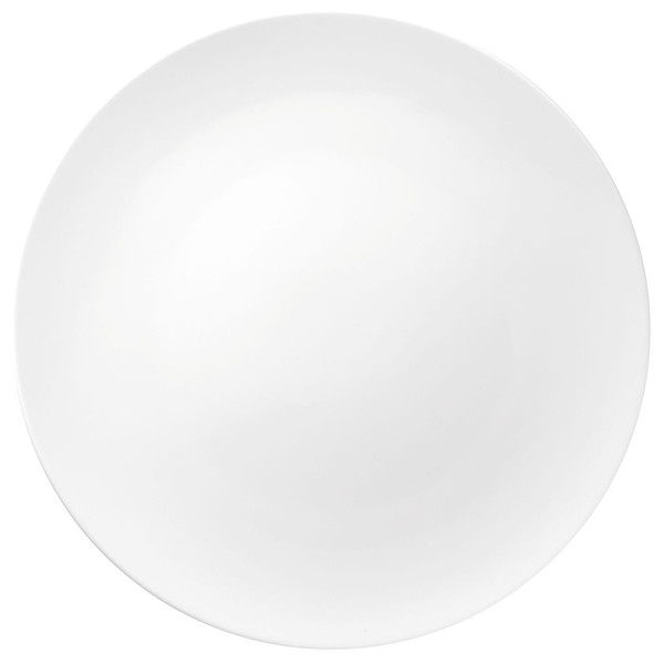 Service Plate, 13 inch | TAC 02 White