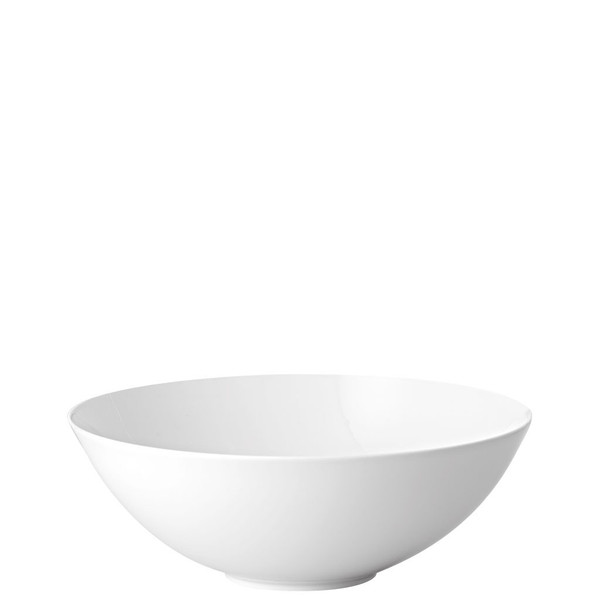 Vegetable Bowl, Open, 10 1/4 inch, 98 ounce   Rosenthal TAC 02 White