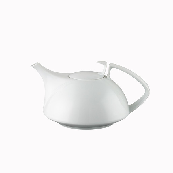Tea Pot, 4-pc Set, 45 ounce | Rosenthal TAC 02 White