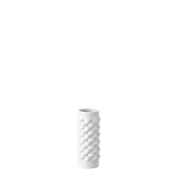 Vibrations White Mini Vase, 4 1/4 inch | Vibrations