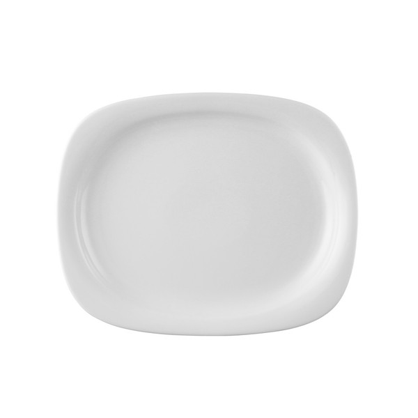 Platter, 13 inch | Rosenthal Suomi White