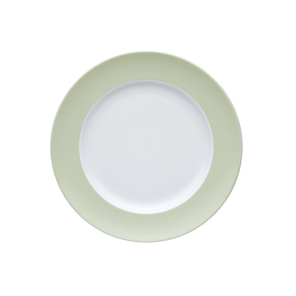 Salad Plate, 8 1/2 inch | Sunny Day Pastel Green