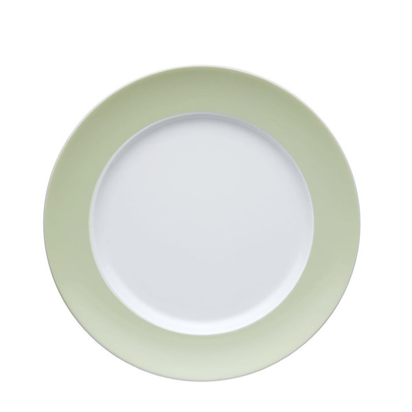 Dinner Plate, 10 1/2 inch | Sunny Day Pastel Green