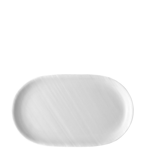 Platter, 11 inch | Papyrus White