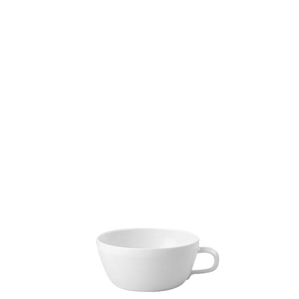 Tea Cup   Papyrus White