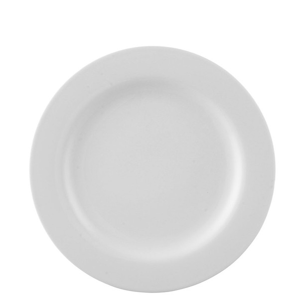 Dinner Plate, 11 inch | Rosenthal Moon White