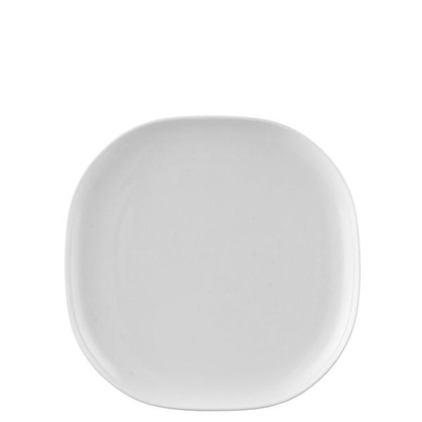 Platter, 9 1/2 inch | Moon White