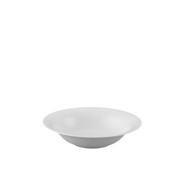 Fruit Dish, 7 inch | Moon White