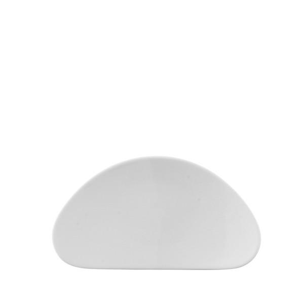Side Plate, 7 inch | Free Spirit White