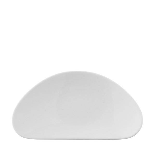 Side Plate, 8 1/4 inch | Free Spirit White