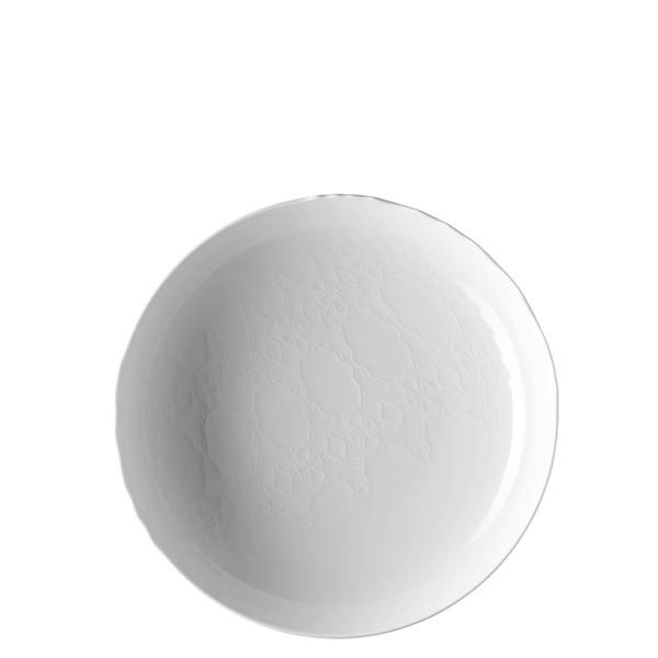 Rim Soup, 9 inch | Landscape White