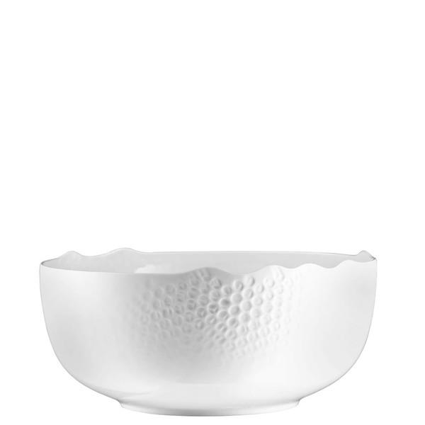 Vegetable Bowl, Open, 10 1/2 inch | Landscape White