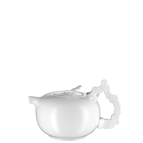 Combi Pot, 40 ounce | Landscape White