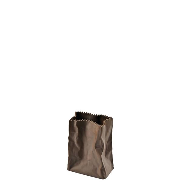 Paper Bag Vase, 4 inch   Bag Vase