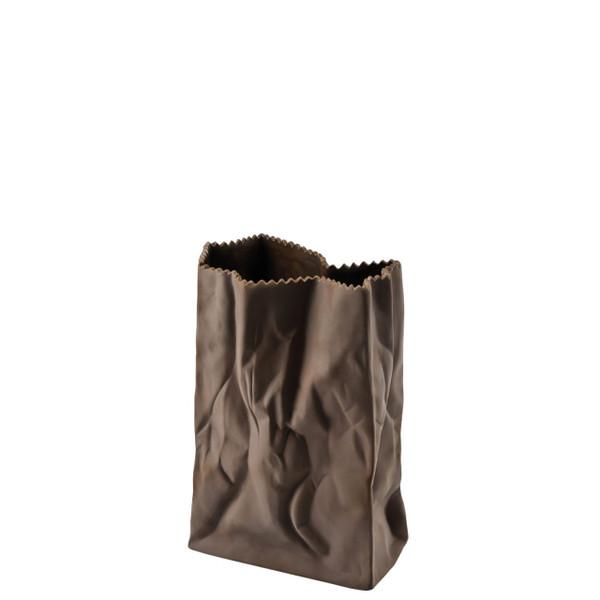 Paper Bag Vase, 7 inch   Bag Vase