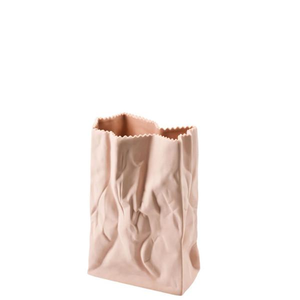 Paper Bag Vase, 7 inch   Bag Vase - Brown (321335)
