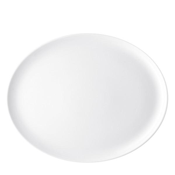 Platter Oval, 14 1/4 inch | Profi White