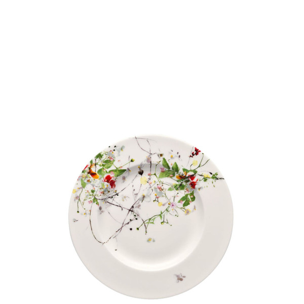 Bread & Butter Plate, rim, 7 1/2 inch | Brillance Fleurs Sauvages