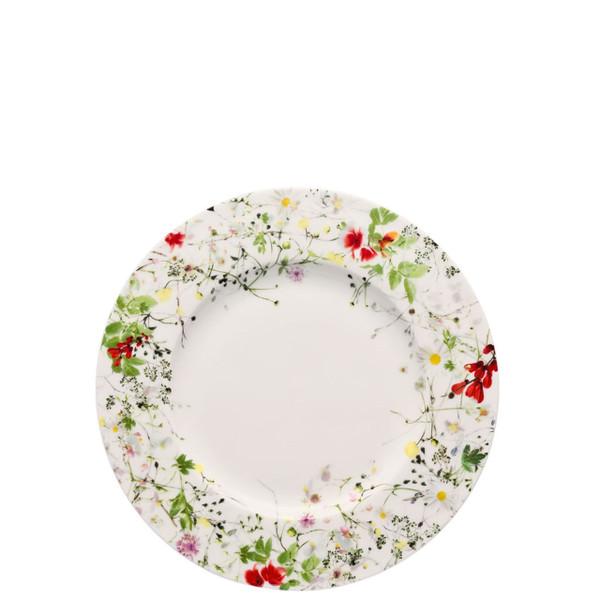 Salad Plate, rim, 9 inch | Brillance Fleurs Sauvages