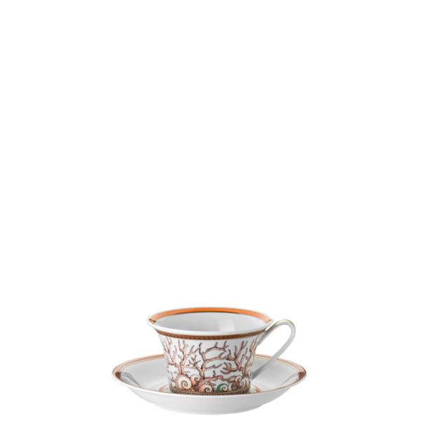 Tea Cup & Saucer, 6 1/4 inch, 7 ounce | Etoiles de la Mer