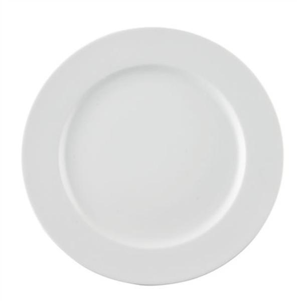 Service Plate, 12 1/4 inch | Vario White