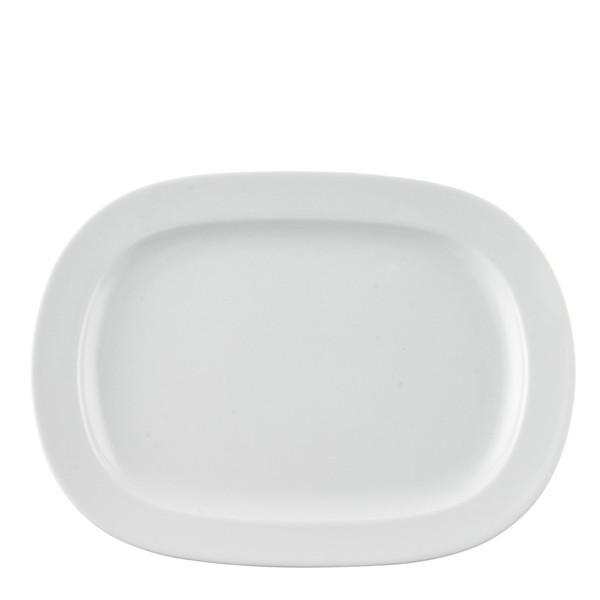 Platter, 12 inch | Vario White