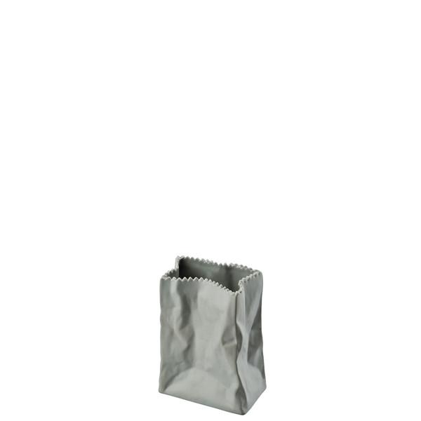 Vase, Stone, 4 inch   Paper Bag Vase