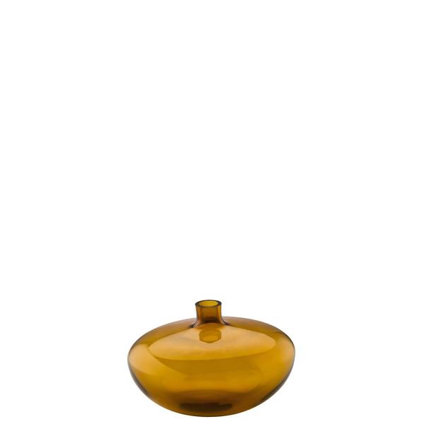 Vase, 5 1/2 inch | Swinging vases - Amber (-32137)