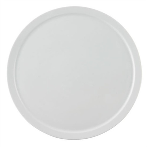 Platter, Cake, 12 2/3 inch | Vario White