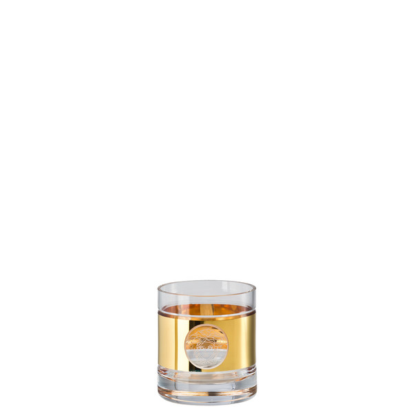 Whisky Old Fashioned | Versace Medusa Madness Oro