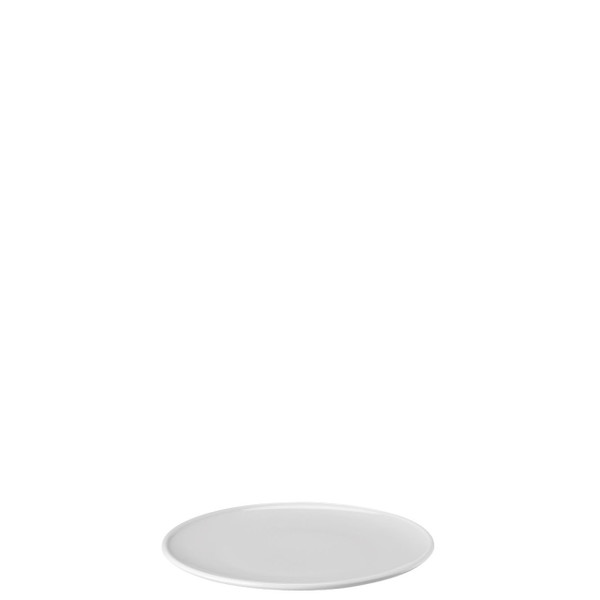Plate, flat, smooth, 6 inch   Ono
