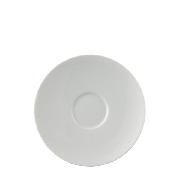 Coffee Saucer, 6 1/3 inch | Thomas Vario White