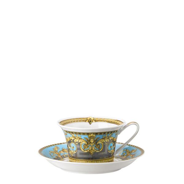 Tea Cup & Saucer, 6 1/3 inch, 7 ounce | Prestige Gala Bleu